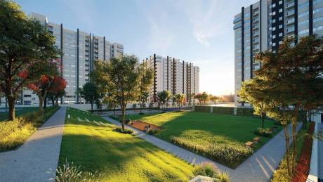 411 sqft, 1 bhk Apartment in Embassy Edge Devanahalli, Bangalore at Rs. 36.0003 Lacs