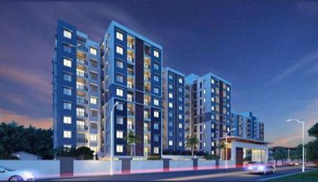 536 sqft, 2 bhk Apartment in Provident Too Good Homes Jakkur, Bangalore at Rs. 44.9000 Lacs
