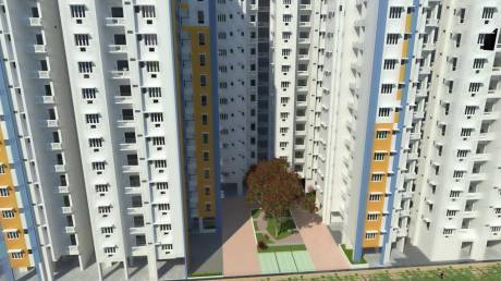 827 sqft, 2 bhk Apartment in Shriram Grand City Uttarpara Kotrung, Kolkata at Rs. 28.0000 Lacs