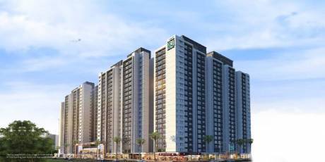 503 sqft, 2 bhk Apartment in Omkar Sereno Andheri East, Mumbai at Rs. 1.3100 Cr