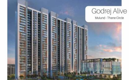 1196 sqft, 3 bhk Apartment in Godrej Alive B Thane West, Mumbai at Rs. 2.8900 Cr