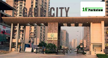 1000 sqft, 2 bhk Apartment in Gaursons 16th Park View Sector 19 Yamuna Expressway, Noida at Rs. 29.5000 Lacs