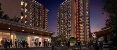 681 sqft, 2 bhk Apartment in Builder Kiara Residency Sushant Golf City, Lucknow at Rs. 36.0000 Lacs