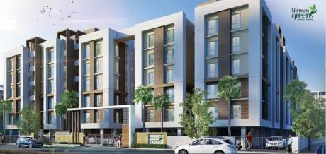 1185 sqft, 3 bhk Apartment in Nirman Greens Rajarhat, Kolkata at Rs. 49.6000 Lacs