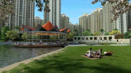 1950 sqft, 4 bhk Apartment in Gaursons 16th Park View Sector 19 Yamuna Expressway, Noida at Rs. 67.5000 Lacs