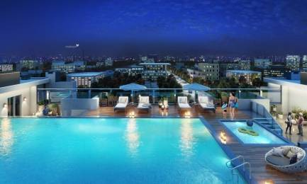 1350 sqft, 2 bhk Apartment in Builder SHRIRAM CODENAME TREASURE ISLAND Jalahalli, Bangalore at Rs. 63.8100 Lacs