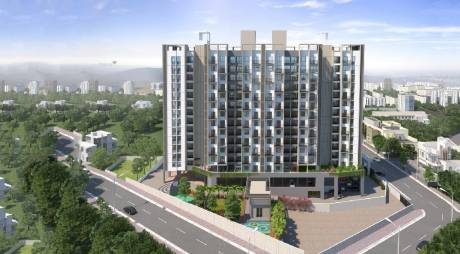 683 sqft, 2 bhk Apartment in Builder AVIOR AAGAM Bibwewadi, Pune at Rs. 82.0000 Lacs