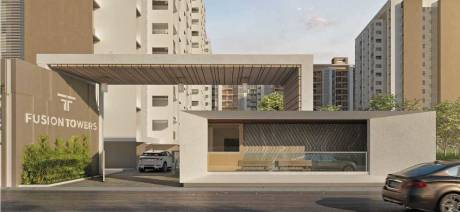 662 sqft, 2 bhk Apartment in Rama Fusion Towers Phase I Hinjewadi, Pune at Rs. 49.0000 Lacs