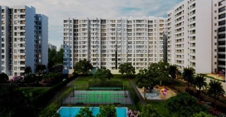 822 sqft, 2 bhk Apartment in Godrej Nature Plus Sector 33 Sohna, Gurgaon at Rs. 78.0030 Lacs
