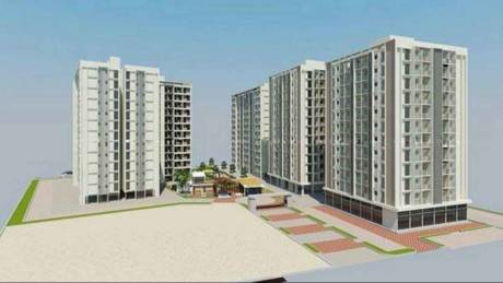 511 sqft, 2 bhk Apartment in Mantra Phase 1 Of Mantra 24 West Gahunje, Pune at Rs. 31.6440 Lacs