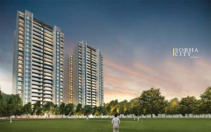 1710 sqft, 3 bhk Apartment in Sobha City Sector 108, Gurgaon at Rs. 1.3603 Cr