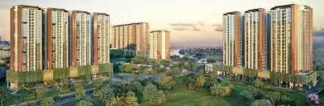 745 sqft, 2 bhk Apartment in Duville Riverdale Heights Kharadi, Pune at Rs. 43.3965 Lacs