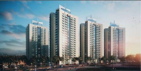 1300 sqft, 2 bhk Apartment in Shalimar Oneworld Vista gomti nagar extension, Lucknow at Rs. 46.3500 Lacs