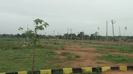 1080 sqft, Plot in Sai Nikita Estates Pvt Ltd Brundavanam II Bibinagar, Hyderabad at Rs. 5.4000 Lacs