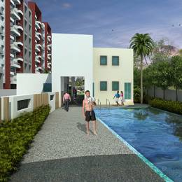 1110 sqft, 2 bhk Apartment in Builder Project Punawale, Pune at Rs. 14000