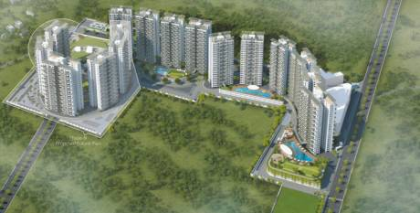 950 sqft, 2 bhk Apartment in Pharande Puneville Phase II Cluster A Tathawade, Pune at Rs. 70.0000 Lacs