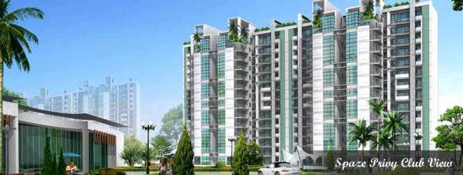 1755 sqft, 2 bhk Apartment in Spaze Privy Sector 72, Gurgaon at Rs. 28000