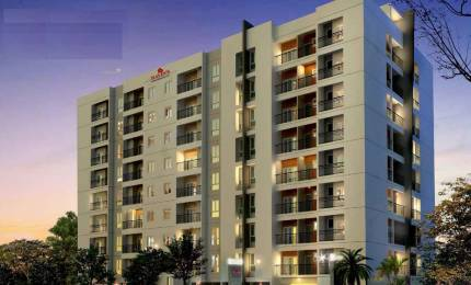 1363 sqft, 3 bhk Apartment in Builder Project Porur, Chennai at Rs. 81.8400 Lacs