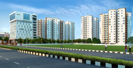 1296 sqft, 2 bhk Apartment in Akshaya Tango Thoraipakkam OMR, Chennai at Rs. 1.0368 Cr