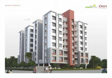 860 sqft, 2 bhk Apartment in Builder Leverage Green Park Onyx Mankapur, Nagpur at Rs. 33.0000 Lacs