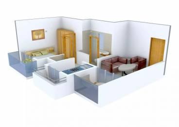 560 sqft, 1 bhk Apartment in JSB Nakshatra Greens Naigaon East, Mumbai at Rs. 23.0000 Lacs