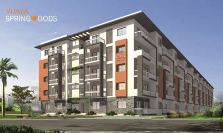 1040 sqft, 2 bhk Apartment in Vijaya SpringWoods Begur, Bangalore at Rs. 46.0000 Lacs