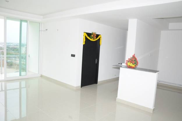1687 sqft, 3 bhk Apartment in Aliens Space Station 1 Gachibowli, Hyderabad at Rs. 70.8540 Lacs