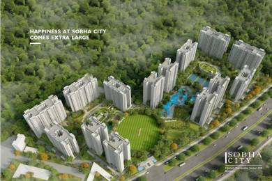 2343 sqft, 3 bhk Apartment in Sobha City Sector 108, Gurgaon at Rs. 2.0267 Cr
