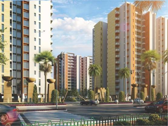1330 sqft, 2 bhk Apartment in Viraj Sun Breeze 2 Gomti Nagar, Lucknow at Rs. 45.2200 Lacs