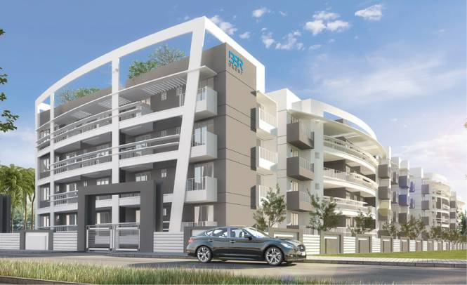 1350 sqft, 3 bhk Apartment in Builder Whitefiled Apartments for Sale Nagondanahalli, Bangalore at Rs. 55.9441 Lacs