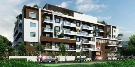 1075 sqft, 2 bhk Apartment in LNS Infra and GS GS LNS Pride Narayanapura, Bangalore at Rs. 57.8820 Lacs