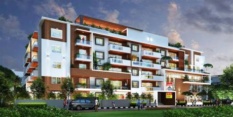 1340 sqft, 3 bhk Apartment in LNS Infra and GS GS LNS Pride Narayanapura, Bangalore at Rs. 70.8741 Lacs