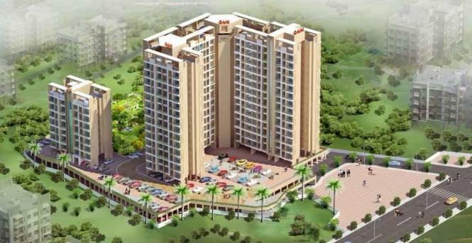 695 sqft, 1 bhk Apartment in Ostwal Height 5 Mira Road East, Mumbai at Rs. 45.1700 Lacs