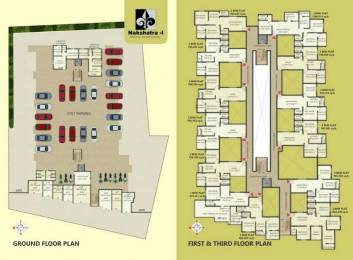 860 sqft, 2 bhk Apartment in Nakshatra 1 Pipla, Nagpur at Rs. 20.2100 Lacs