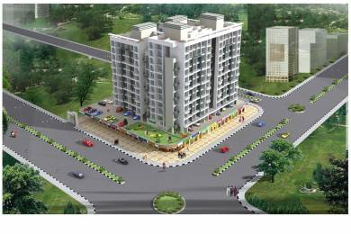 1060 sqft, 2 bhk Apartment in Panchnand Heights Taloja, Mumbai at Rs. 44.9400 Lacs