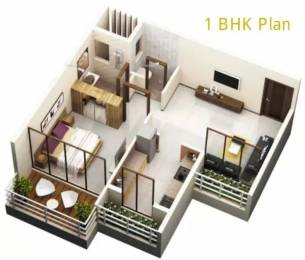 637 sqft, 1 bhk Apartment in Dhanshree Dhana Shree Pearl Taloja, Mumbai at Rs. 36.5000 Lacs