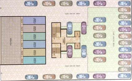 670 sqft, 1 bhk Apartment in Dweepmala Baline Royale Taloja, Mumbai at Rs. 34.0000 Lacs