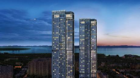 1300 sqft, 2 bhk Apartment in Goodtime Real Estate Development Salsette 27 Byculla, Mumbai at Rs. 4.6000 Cr