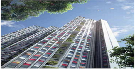 590 sqft, 1 bhk Apartment in Lodha New Cuffe Parade Wadala, Mumbai at Rs. 1.6200 Cr
