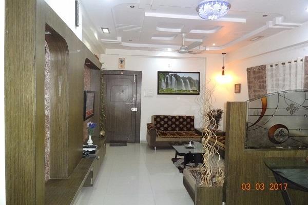1200 sqft, 2 bhk Apartment in Builder Project Ram nagar, Nagpur at Rs. 25000