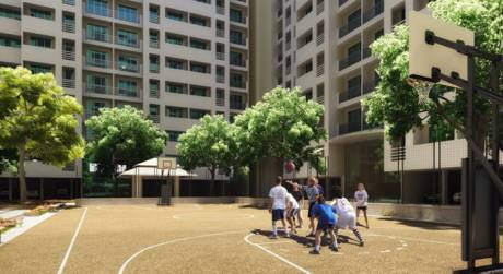 595 sqft, 1 bhk Apartment in Sai Blue Berry Nala Sopara, Mumbai at Rs. 23.8000 Lacs