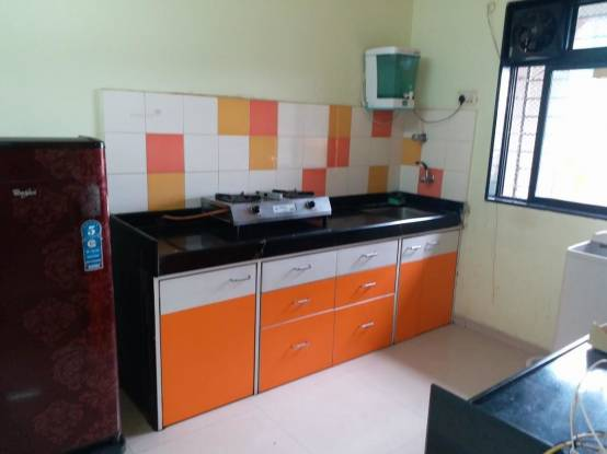 950 sqft, 2 bhk Apartment in Lord Sai Prasad Kharghar, Mumbai at Rs. 72.0000 Lacs
