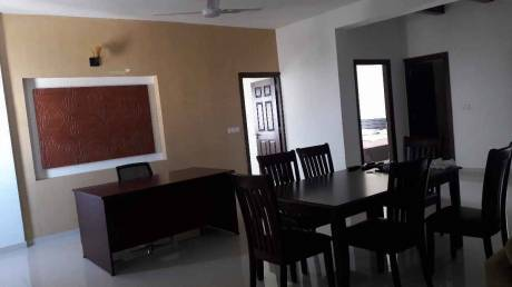 1685 sqft, 3 bhk Apartment in My Home Jewel Chandanagar, Hyderabad at Rs. 35000