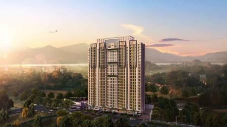 928 sqft, 2 bhk Apartment in  Vihangs Vermont Thane West, Mumbai at Rs. 89.0000 Lacs