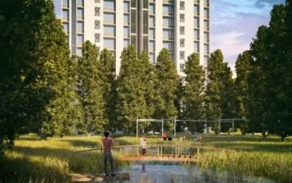 725 sqft, 2 bhk Apartment in Lodha Upper Thane Treetops A To F C1 C2 Bhiwandi, Mumbai at Rs. 65.0000 Lacs