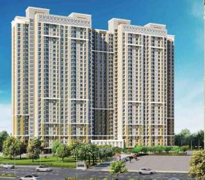 773 sqft, 2 bhk Apartment in Dosti West County Oak Thane West, Mumbai at Rs. 82.0000 Lacs