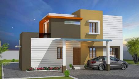 1050 sqft, 2 bhk IndependentHouse in Builder Shobanam Villas Palakkad Pollachi Road, Palakkad at Rs. 19.9800 Lacs