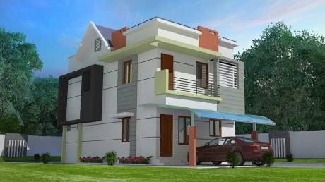 1050 sqft, 2 bhk Villa in Builder thirkarthikagarden Kodumbu, Palakkad at Rs. 20.0000 Lacs