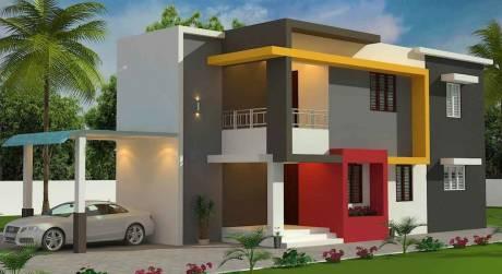 1760 sqft, 3 bhk Villa in Builder Pournami Villas Chandranagar Colony Extension, Palakkad at Rs. 42.4900 Lacs