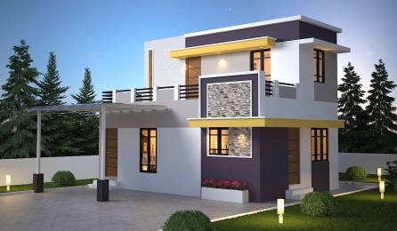 1025 sqft, 2 bhk Villa in Builder The nelllies Vandithavalam Vilayodi Chittur Road, Palakkad at Rs. 15.0000 Lacs